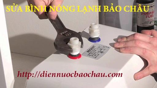Điện nước Bảo Châu cung cấp dịch vụ sửa chữa bình nóng lạnh giá rẻ
