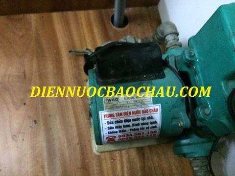 Sửa chữa máy bơm nước gia đình tại Hà Nội