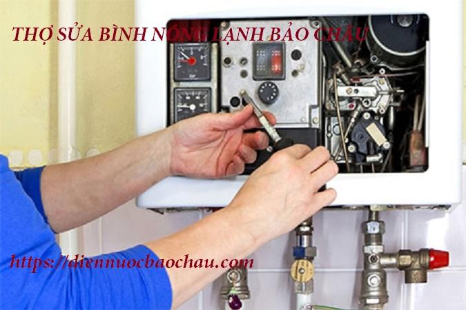 Thợ sửa bình nóng lạnh uy tín nhất tại Thanh Xuân