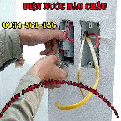 Dịch vụ sửa chữa điện nước uy tín tại Đê La Thành.
