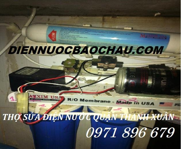 Thợ sửa điện nước tại quận Thanh Xuân 0934561156