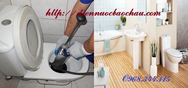 Dịch vụ thông tắc vệ sinh chuyên nghiệp tại quận Hà Đông