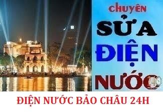 sửa chữa điện nước tại phường Thanh Xuân Bắc 0968 344 115