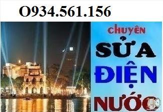 sửa chữa điện nước tại thành phố Nam Định O934.561.156