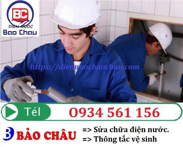 Đơn vị sửa chữa điện nước tại Chùa Bộc gọi O934.561.156