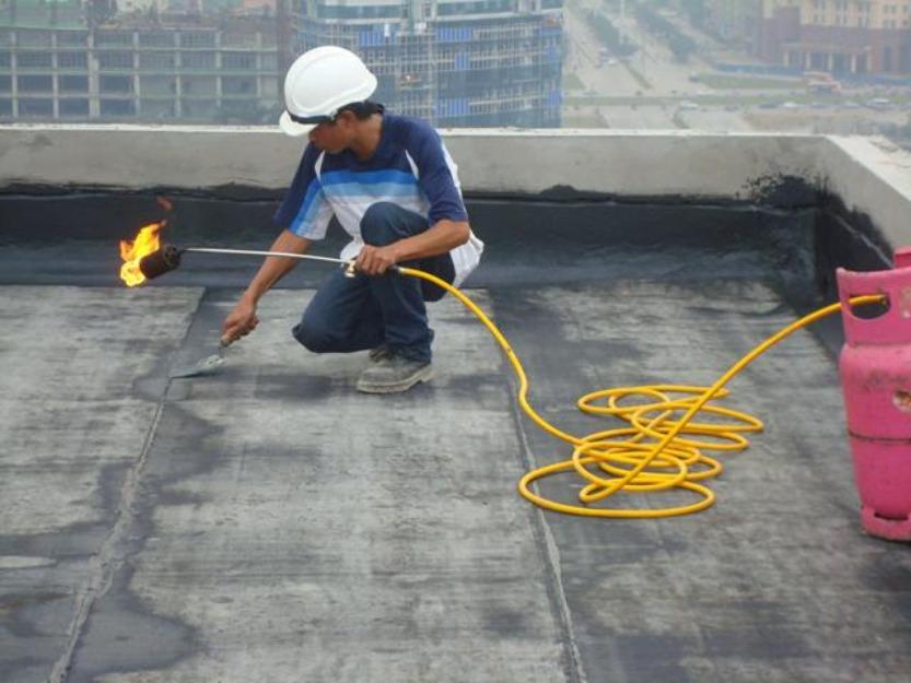 Thợ chống thấm dột Ba Đình – an toàn, hiệu quả, giá tiết kiệm