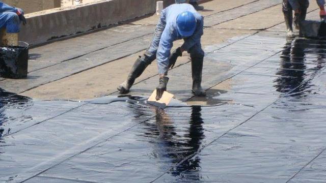 Dịch vụ chống thấm dột hiệu quả, an toàn của trung tâm Bảo Châu