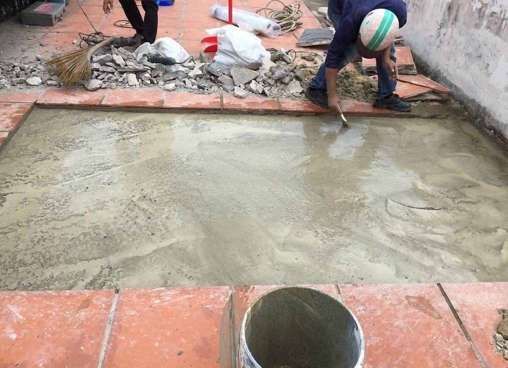 Dịch vụ chống thấm tại quận Thanh Xuân