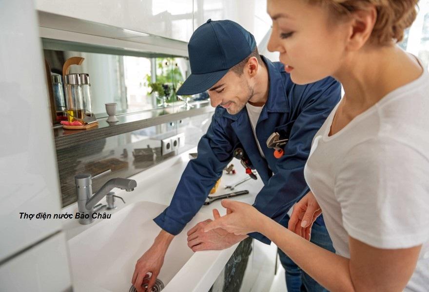 Dịch vụ sửa chữa điện nước Bảo Châu