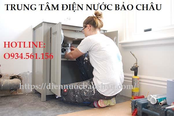 Thợ sửa chữa điện nước tại Bạch Mai của Bảo Châu.