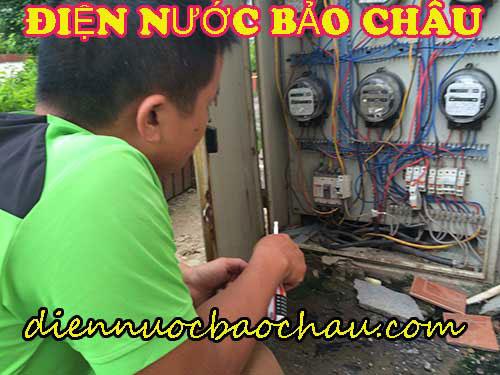 Dịch vụ sửa chữa điện nước tại Bát Tràng giá rẻ.