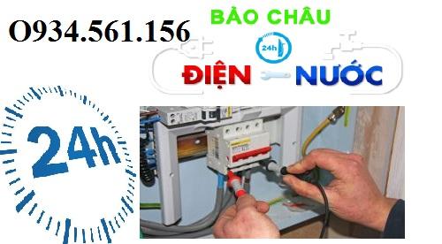 Thợ sửa điện nước quận Dương Kinh