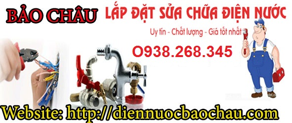 Dịch vụ sửa chữa điện nước tại quận Kiến An giá rẻ