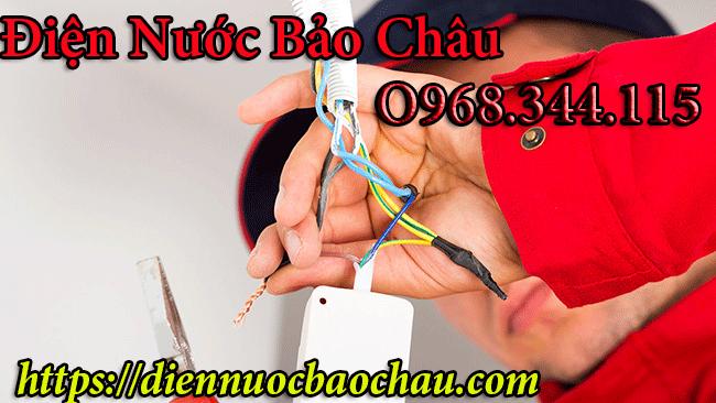 Thợ sửa chữa điện nước tại Yên Viên