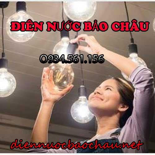 Thợ sửa điện tại Mỹ Đình.