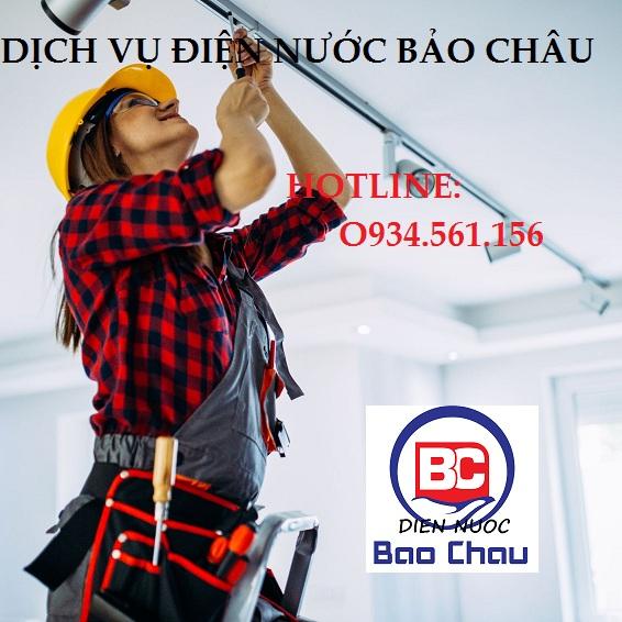 Thợ sửa điện nước tại Trâu Quỳ - Gia Lâm nhanh nhất.