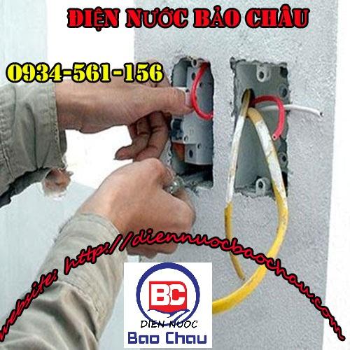 Thợ sửa chữa điện nước tại Thạch Cầu - Long Biên - Việt Nam