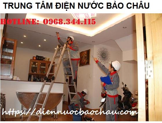 Dịch vụ sửa chữa điện nước tại phường Phú Lương giá rẻ nhất.