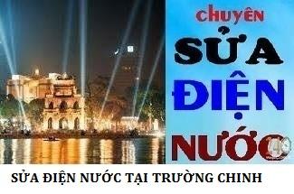Thợ lắp đặt - sửa điện nước tại quận Thanh Xuân 0934561156