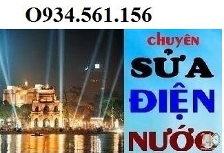 sửa chữa điện nước tại Ô Chợ Dừa Hotline O968.344.115