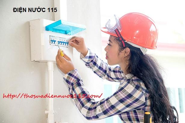 sửa chữa điện nước tại Bắc Giang gọi O968.344.115