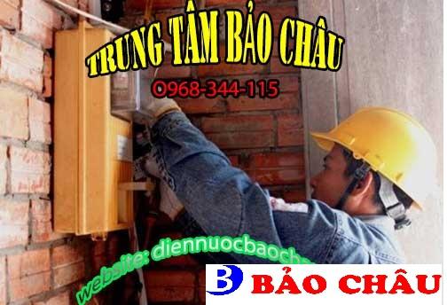 sửa chữa điện nước tại Thạch Cầu O934.561.156