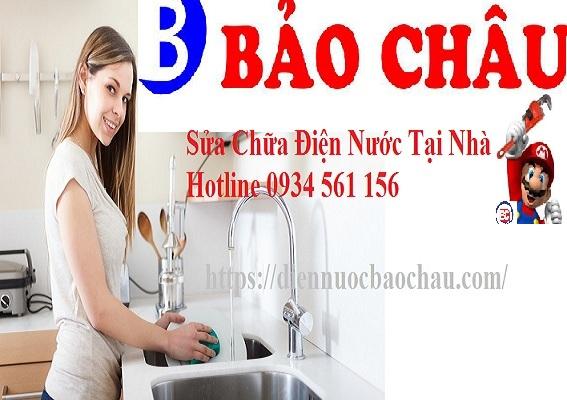 Sửa chữa điện nước tại Nguyễn Văn Cừ 0934561156