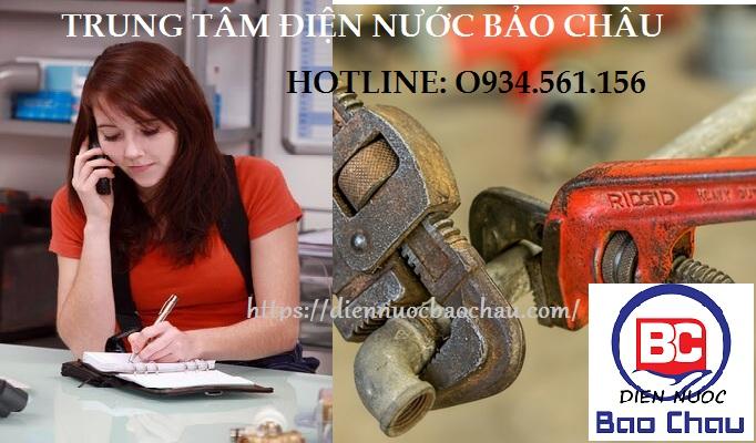 thợ chuyên sửa điện nước ở khu vực Thạch Bàn gọi 0968.344.115