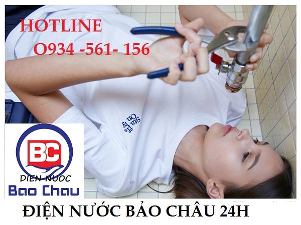 Sửa chữa điện nước tại phường Hoàng Liệt - O968.344.115