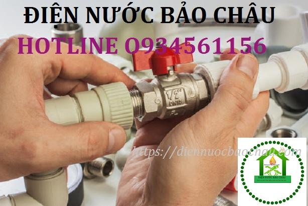 Thợ sửa chữa điện nước ở khu vực phường Giáp Bát 0968344115