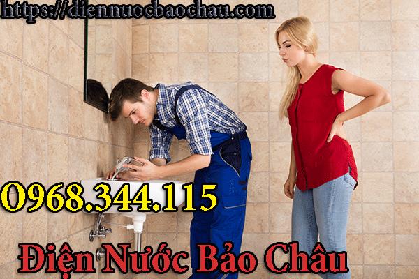 Thợ sửa chữa điện nước tại khu vực Gia Quất L/H 0968344115