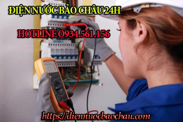 Thợ sửa chữa điện nước tại Ngã Tư Sở O968.O3O.344