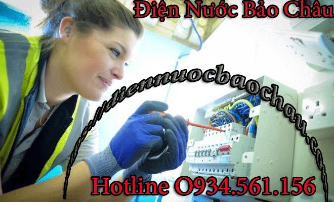 Thợ sửa điện ở khu vực quận Hoàng Mai O971.896.679